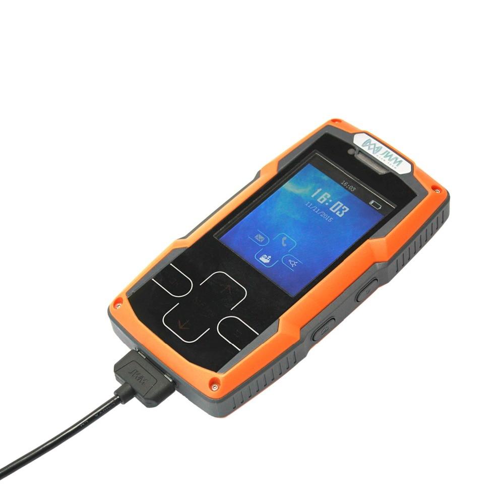 JWM Echt-zeit Kamera RFID Schutz-ausflug Patrol System mit Telefon Funktion