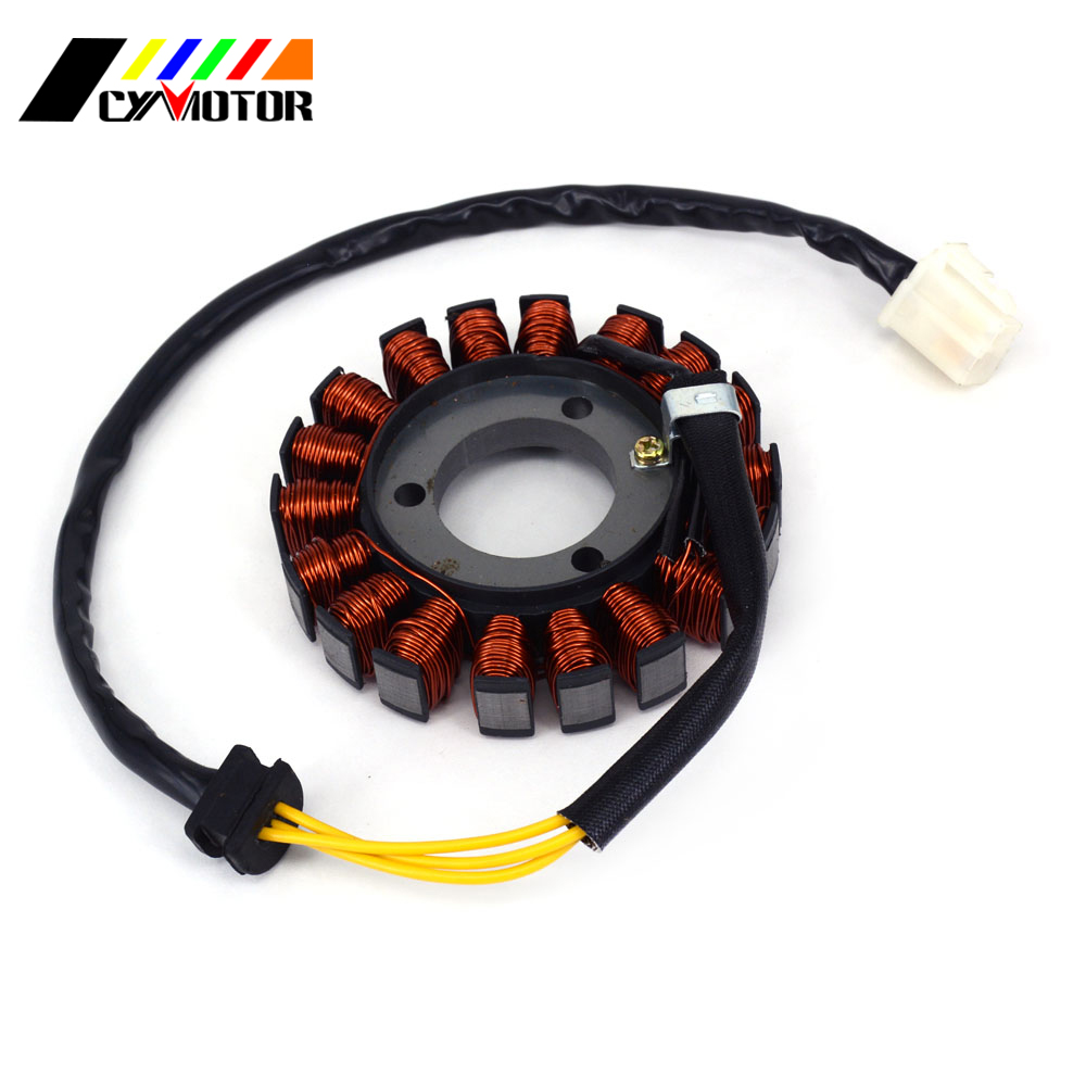 Motorcycle Magneto Generator Alternator Engine Stator Charging Coil Parts For SUZUKI GSXR600 GSXR750 06 07 08