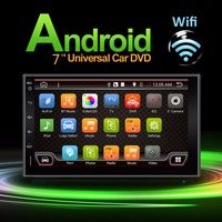 2 Din Android 4 2 Full Touch Car PC Tablet Double 2din Audio 7 GPS Navi