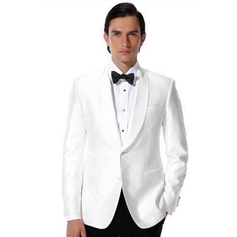 Herrenbekleidung & Zubehör jacke + Pants Hohe Qualität Dunkelgrün Herren Anzüge Bräutigam Smoking Groomsmen Hochzeit Abendessen Best Man Anzüge