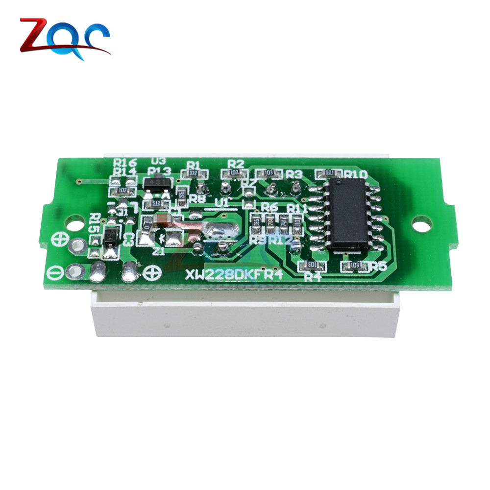 2S 3S 4S 6S 7S Lithium Li-ion 18650 Battery BMS Capacity Indicator Voltage Meter