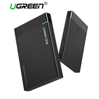Ugreen HDD Enclosure SATA To USB 3 0 HDD Case Tool Free For 7 9 5mm