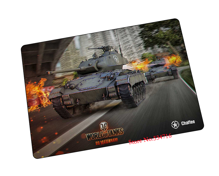wot of tank mousepad High quality gaming mouse pad HD print gamer mouse mat pad game computer desk padmouse keyboard play mats