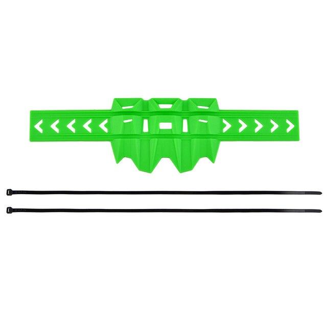 Protecteur de tuyau de queue déchappement Kawasaki | KLX140G KLX450R KLX150 KLX150BF KLX450L KLX140L KLX140 KX450F KX250F KLR650