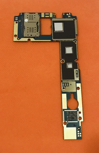 Image 2 - Original mainboard 6G RAM+128G ROM Motherboard for Elephone U E9002 MT6763 Octa Core Free Shipping