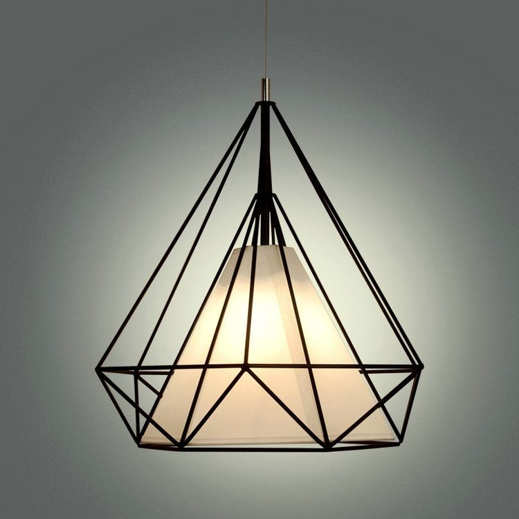 Pyramid,Diamond,Cage Pendant Lamp Modern Vintage industrial Edison Bulbs fixtures Bar, cafe,Restaurant Bedrooms loft Dining room loft vintage industrial pendant light fixtures copper glass shade pendant lamp restaurant cafe bar store dining room lighting