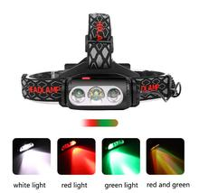 HobbyLane Double Sided LED 2038 Head Light for Outdoor Sports Camping Expedition