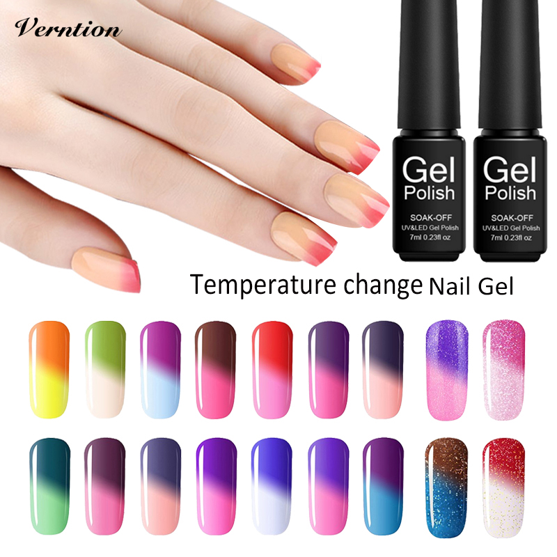 verntion nail 2017 temperature