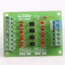 24 В до 3.3 В plc преобразователь сигнала доска 4bit анод изолятор уровня-Напряжение Конвертеры