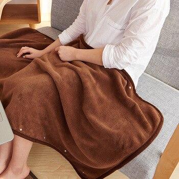 Soft Fleece throw Blanket Swaddle Cover Blanket Wearable Fleece Blanket Bedding Sofa Throws Plaid Bedsheet Bedspread Travel 2