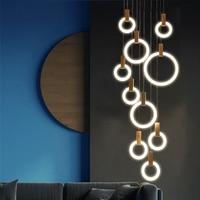 Modern led chandelier Fashion LED kitchen Chandeliers Bedroom Hanging Lights 22V Nordic chandelier Wood chandelier lighting
