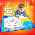 Free Shipping Water Drawing Painting Writing Mat Board Magic Pen Doodle Gift 50cmX70cm Birthday Gift Developmental