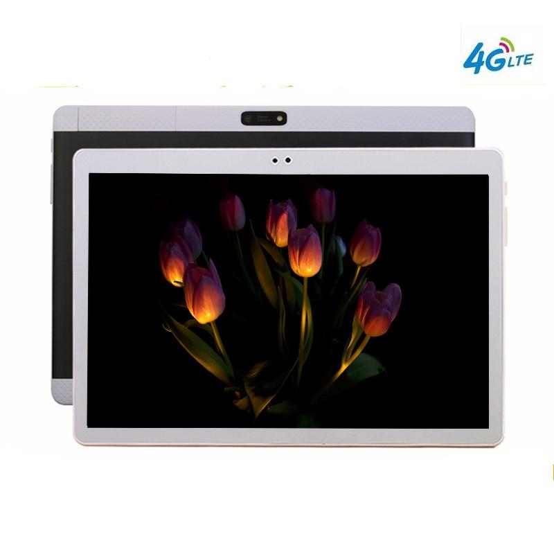 все цены на 2018 CARBAYTA NEW K99 10.1' Tablets 10 Core 128GB ROM Dual Camera 8MP Android 7.0 Tablet PC 1920x1200 GPS bluetooth phone MT6797 онлайн