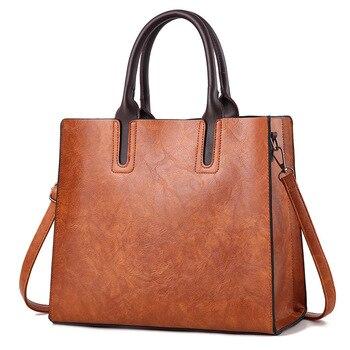 Brand Luxury Handbags Women Bags Designer Zipper Women Crossbody Bags Female Casual Tote Bag Ladies Tote bags for Women 2018 grande bolsas femininas de couro