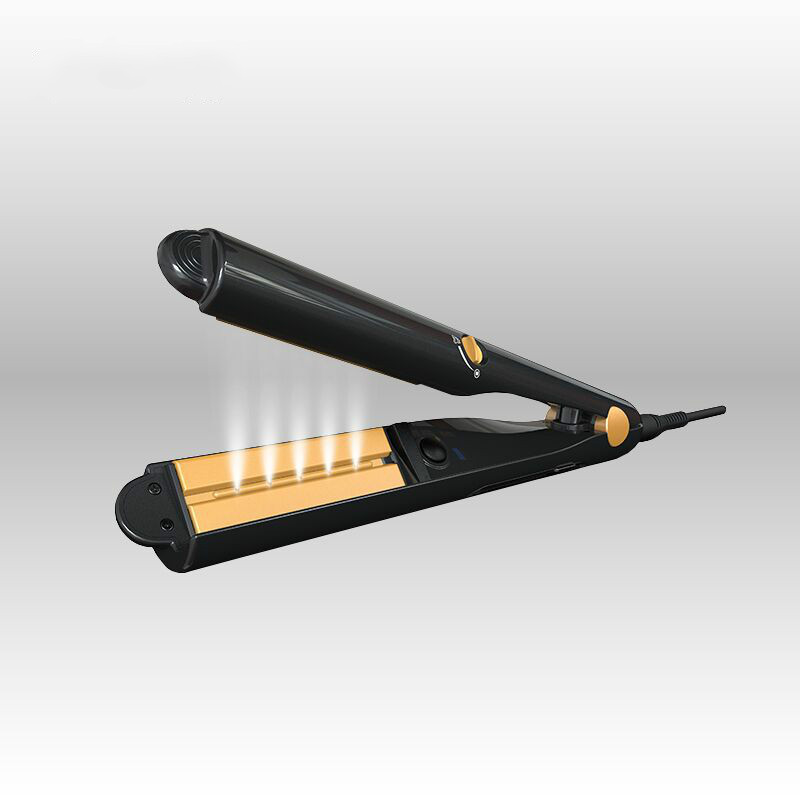Free Shipping Steam Hair Straightener Wet & Dry Hair Styling Tools EU Plug US Plug UK Plug