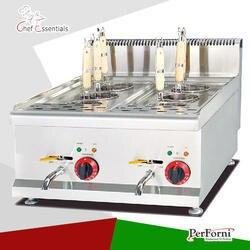 Pkjg-eh688 счетчик Электрический паста Плита с Кабинетом/6 кастрюлю, для коммерческих Кухня