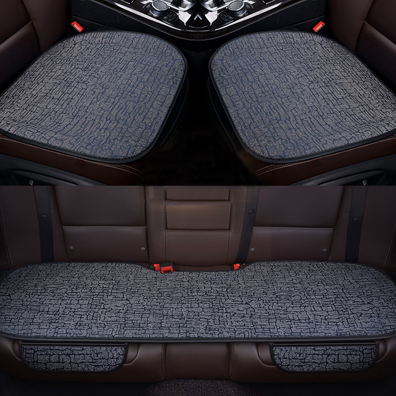 Car Seat Cover Covers Protector accessories for VW Tiguan L 2017 2018 mk2 Allspace Touareg 2004