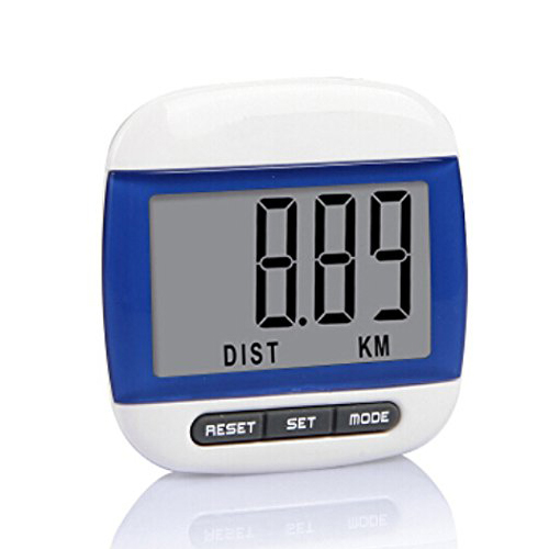 ELOS-New 2016 Mini Waterproof Step Movement Calories Counter Multi-Function Digital Pedometer