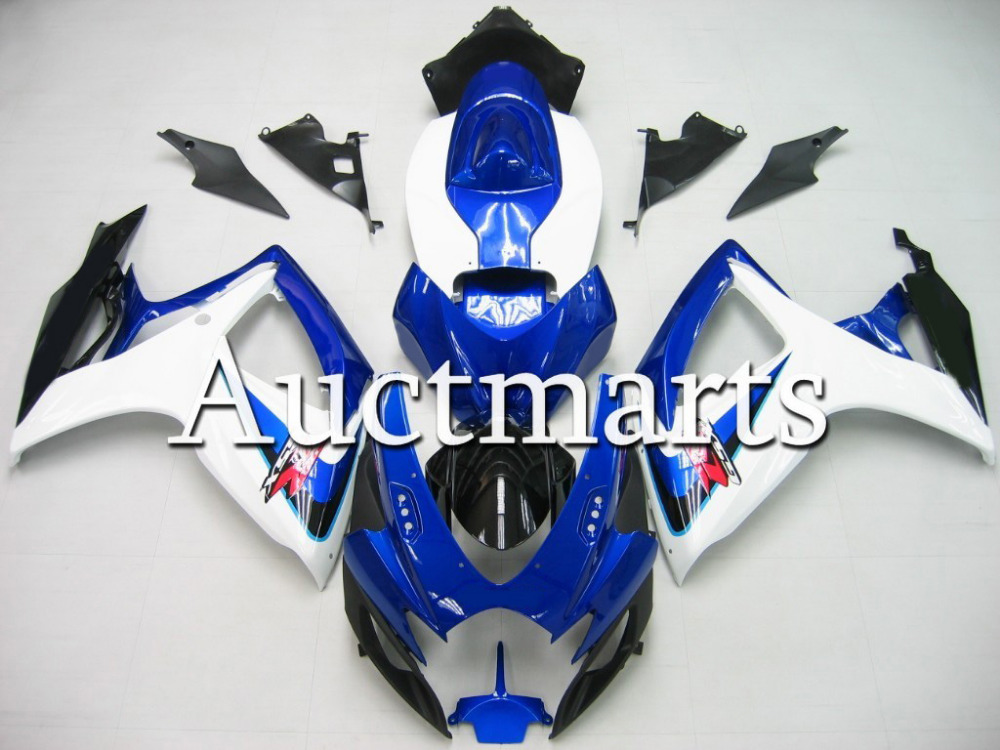 Fit for Suzuki GSX-R 600 2006 2007 ABS Plastic motorcycle Fairing Kit Bodywork GSXR600 06 07 GSXR 600 GSX R600  CB39