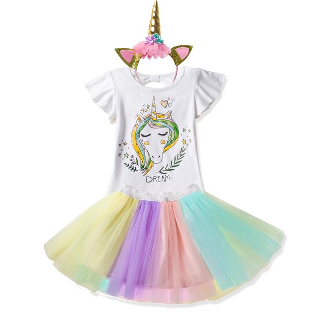 Unicorn Party Costume