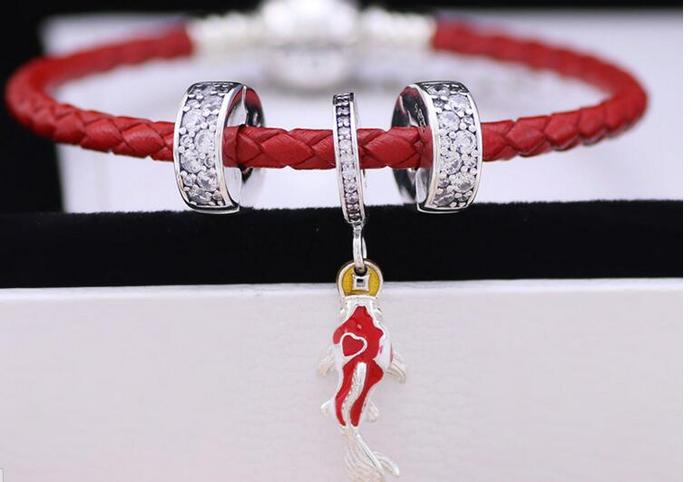 YPD42  925 Silver  Rope Bracelet Girl Birthday Party DIY Bracelet GiftYPD42  925 Silver  Rope Bracelet Girl Birthday Party DIY Bracelet Gift