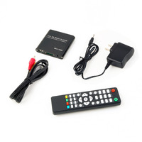 High Quality 1set 1080P Mini Media Player MKV H 264 RMVB Full HD With HOST Card