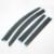 Para Nissan Murano 2015 2016 Plástico ABS ventana visor Toldos Refugios productos de decoración Exterior productos de accesorios parte