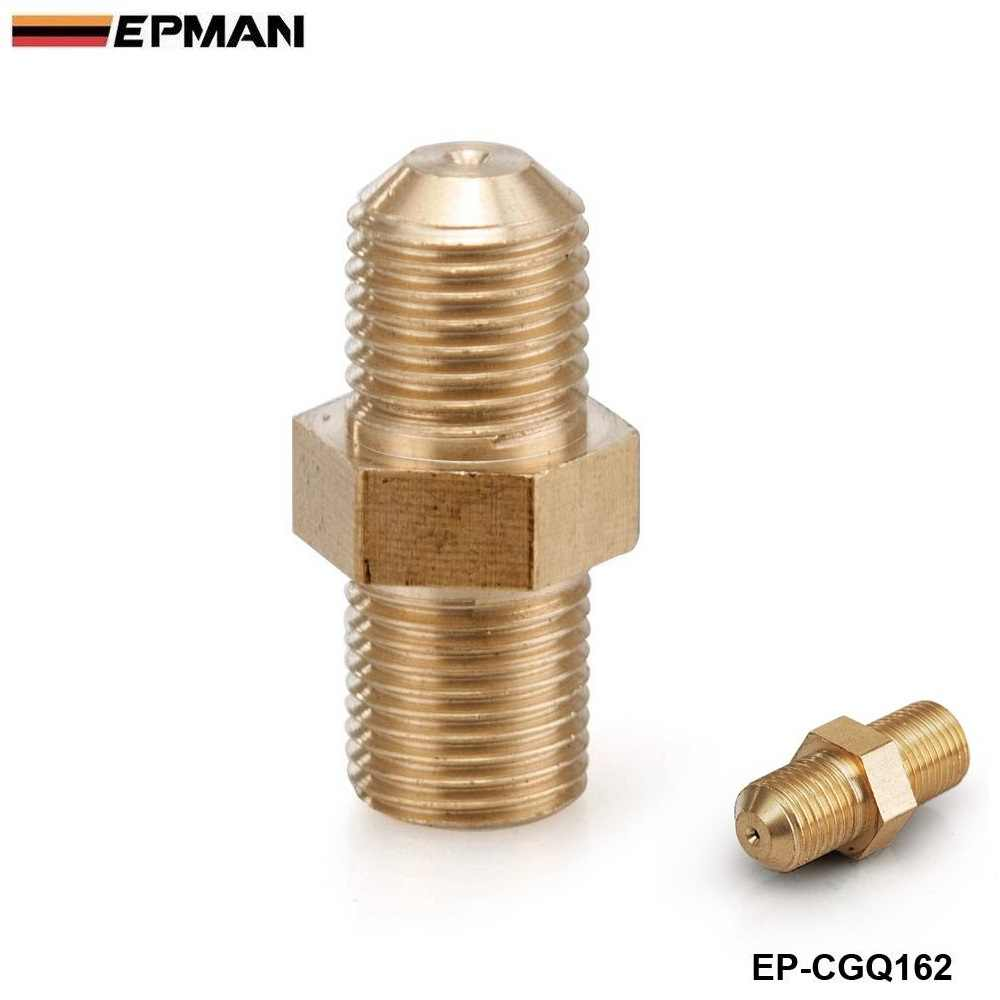 Epman M11X1.0 Om AN4 Olie Restrictor Adpter Fitting Voor GT28/GT30/GT35R Kogellager Turbo EP-CGQ162