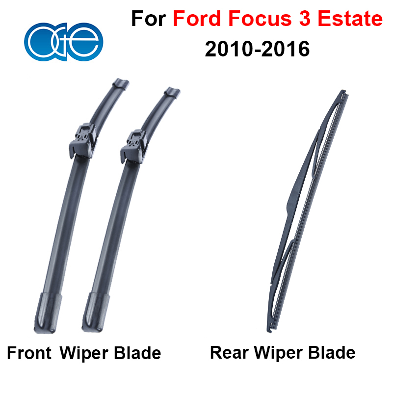 Oge Front And Rear Wiper Blades For Ford Focus 3 Estate