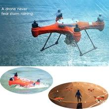 Splash Drone Waterproof FPV Quadcopter splash drone RTF RC Drone with Autonomous Features Auto Version VS DJI Phantom 4
