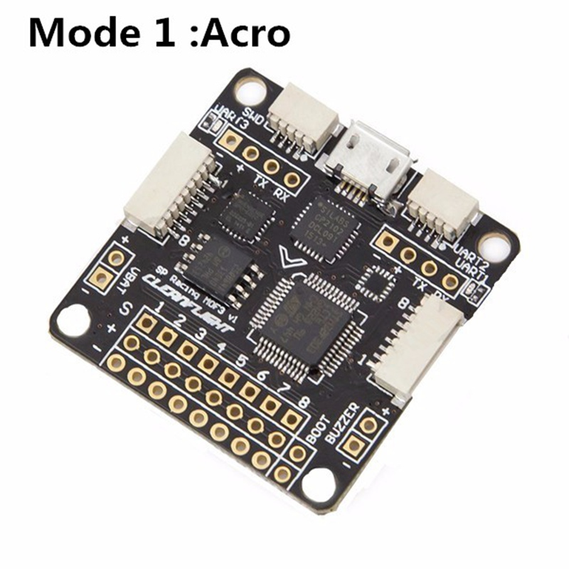 CC3D NAZE32 F3 Upgrade NAZE32 SP Racing F3 Flight Control Acro 6 DOF Deluxe 10 DOF for FPV RC QAV DIY Racing Drone Multicopter original naze32 rev6a mpu6500 32 bit 6 dof 10 dof flight controller for multicopter