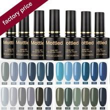 Mottled uv gel nail polish Gel Polish UV Hybrid 252 colors 119-252