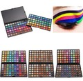 Nuevo 120 Colores Completos de Sombra de Ojos Cosméticos Mineral Make Up Maquillaje Eye Shadow Palette Kit Profesional