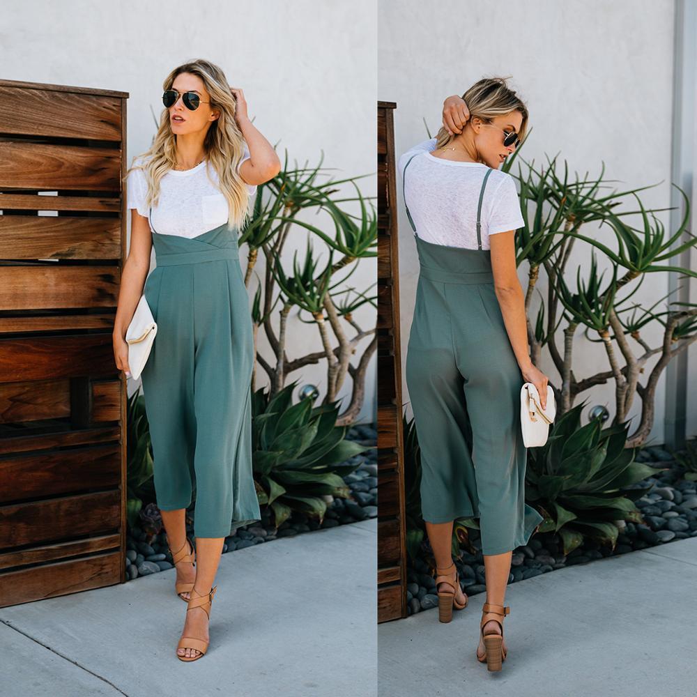 2019 Nueva Moda Verano Pantalones Rectos De Mujer Casual Pano Verde Amarillo Cremallera Bragueta Normal Tobillo Longitud Pantalones Pantalones Y Pantalones Capri Aliexpress