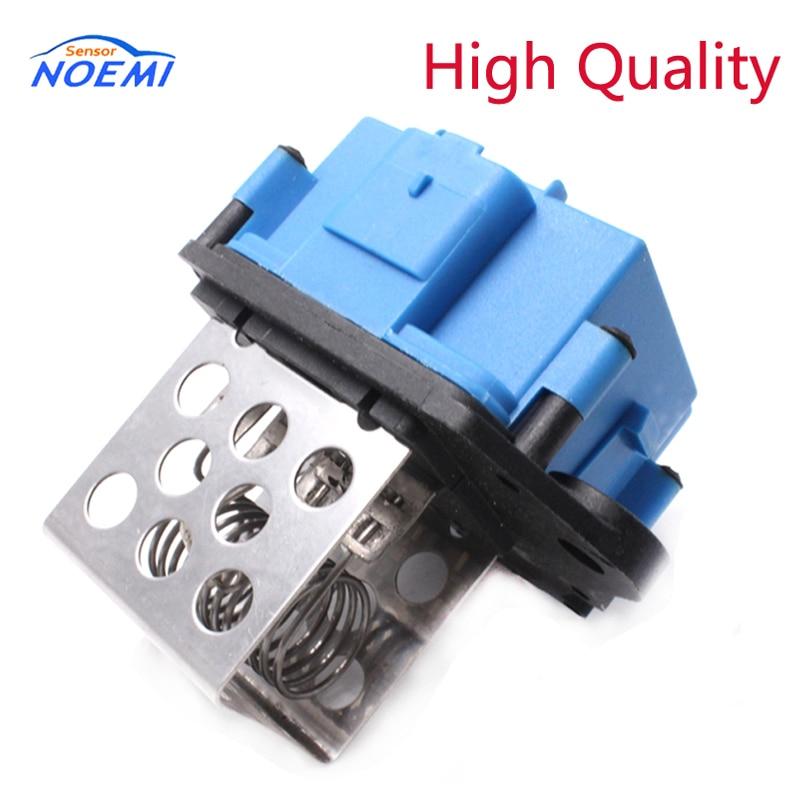 YAOPEI Резистор за охлаждане на вентилатора за Peugeot 307 308 Partner 3008 5008 OEM 1308CP 9662240180 9673999980 1308CX 1308.CP