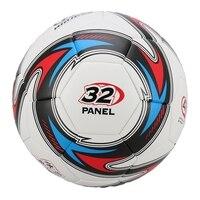 Size 5 Football Soccer Ball Standard Size PU Leather Ball Teenager and Adults Match Training Balls futbol bola