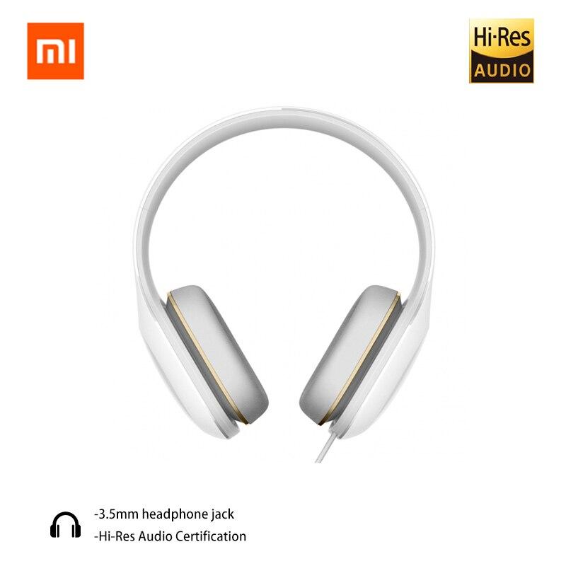 Oryginalny xiaomi mi słuchawki łatwe wersja zestaw słuchawkowy komfort łatwość słuchawki dla xiaomi muzyki z telefonu komórkowego z inteligentnym mi mi c w Słuchawki/zestawy słuchawkowe od Elektronika użytkowa na  Grupa 1