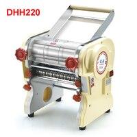 DHH220 нержавеющей стали бытовых электрических паста нажатием машины Ganmian механизм коммерческий Электрический производители лапши 22 см Ширин