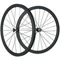 Колеса из углеродного волокна 700C  38 мм  ширина 25 мм  u-образная форма  колеса из углеродного волокна