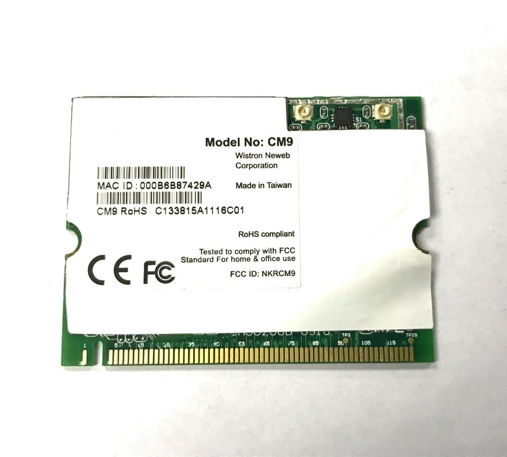 Wireless Adapter Card For  AR5213 CM9 MINI PCI A B G Wireless Wifi Card