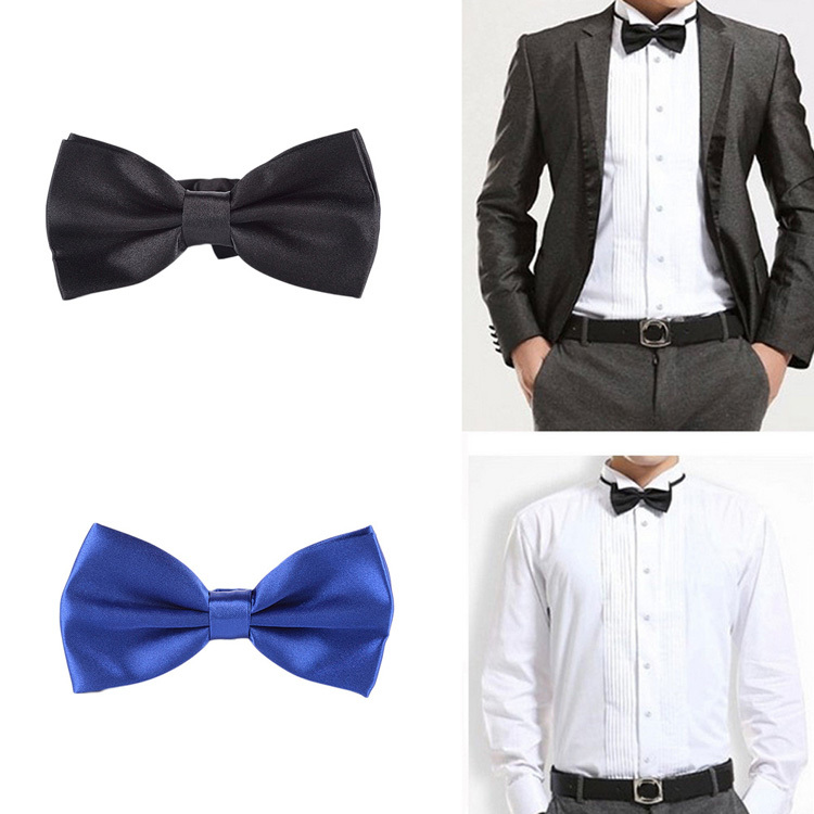 2017 Classic Charming Gentleman Wedding Party Tuxedo Marriage Butterfly Cravat Men's Bow Tie 10 Colors  Popular Fast Shipping