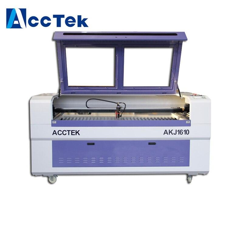 Machine de gravure de laser de 100 Watts, prix de découpeuse de laser de 1610, vente de découpeuse en bois