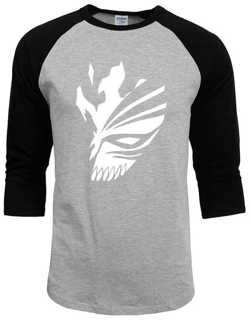 Bleach Kurosaki Ichigo Hip Hop Printed Men T Shirt