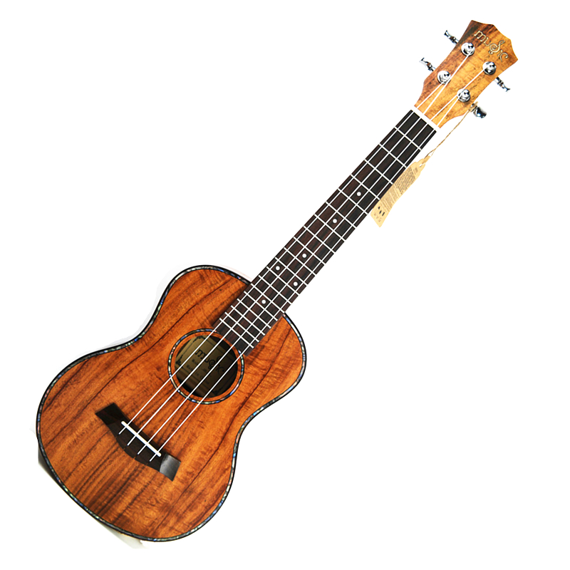 Concert Ukulele 23 Acoustic Small guitar 4 strings KOA Sweet Acacia Uke Rosewood Fretboard Electric Ukelele with Pickup EQ