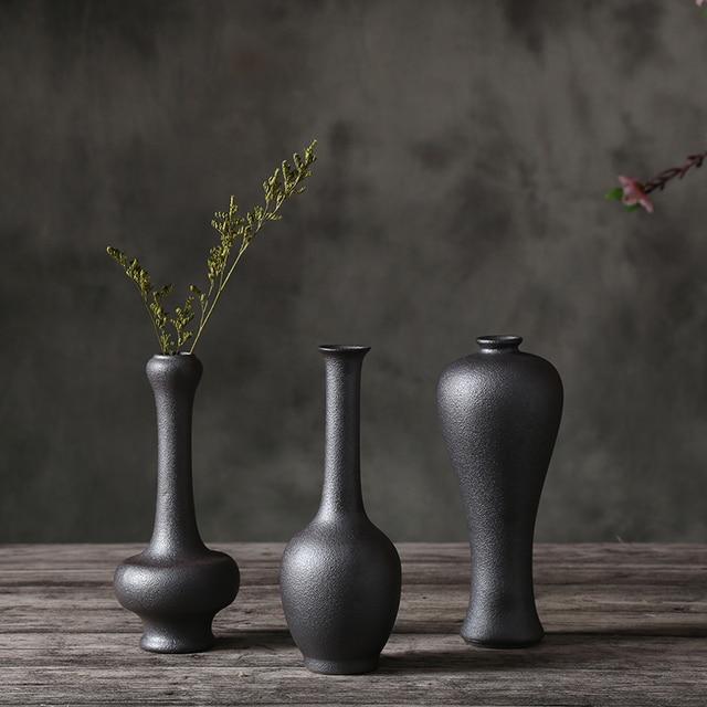 Small Porcelain Flower Vases Antique Ceramic Decorative Flower Vase Modern Flower Ceramic Vase Wedding Decoration Tabletop Vase & Small Porcelain Flower Vases Antique Ceramic Decorative Flower Vase ...