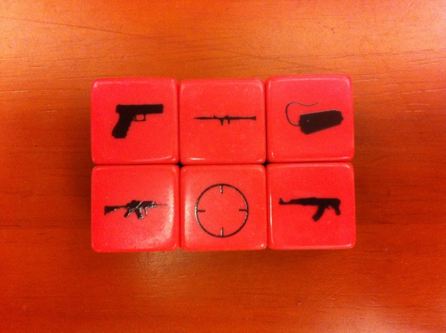 16 มิลลิเมตรระบบปืนลูกเต๋าปืนปืน AK47 ปืนกลมือ 16 ของเล่น 16 # หน้าจอพิมพ์ระบบปืนแบบ