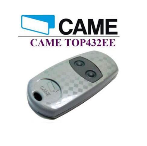 100pcs CAME TOP 432EE   compatible garage door transmitter 433MHz top quality