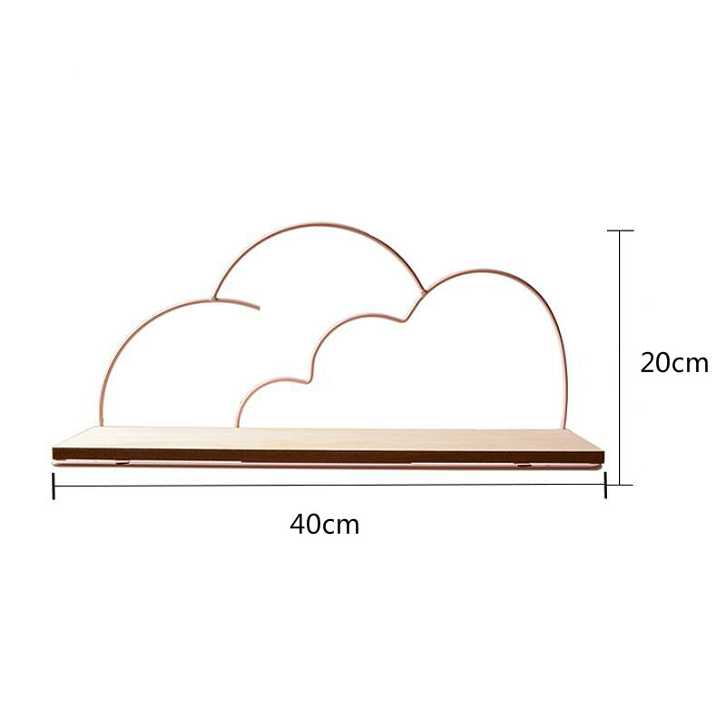 Image 5 - Iron Pine Hook Type Water Wall Hanging Decoration No Nails Kitchen Sponge Holder Wall Organizer Shelfs Bedroom Supplies Rack-in Storage Holders & Racks from Home & Garden