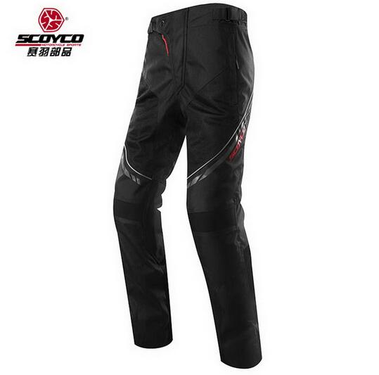2017 SCOYCO P027-2 Motorcycle Protective Pants summer Mesh Breathable Wears racing trousers sports riding Motorbike Pants scoyco motorcycle riding knee protector bicycle cycling bike racing tactal skate protective gear extreme sports knee pads