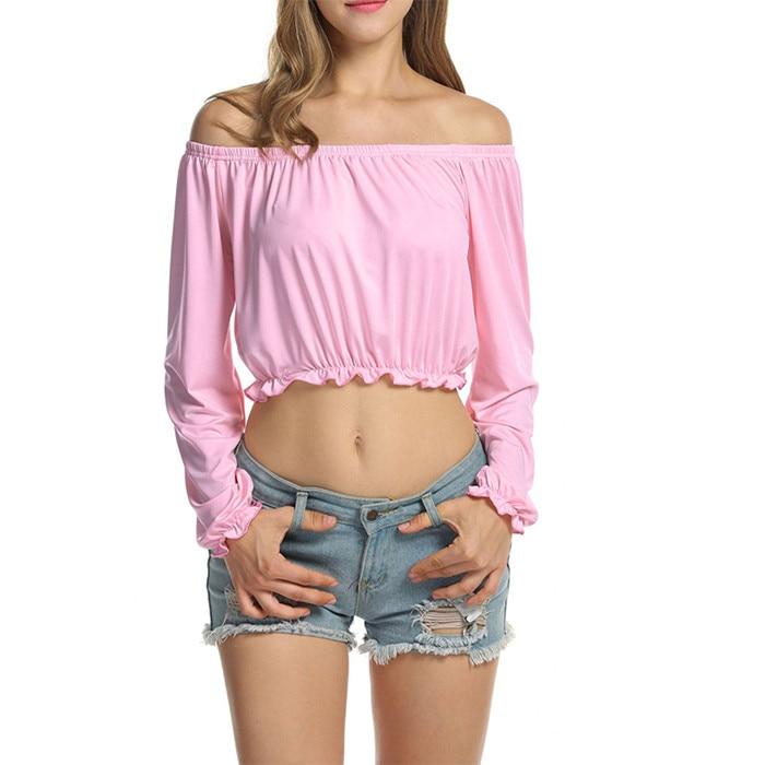 SMTSMT Womens Irregular Crop Tank Top Shoulder Strap INS Vest